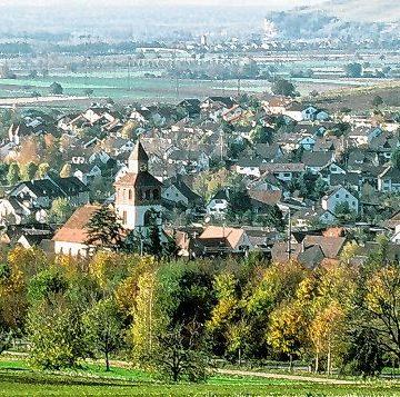 Binzen und Schallbach