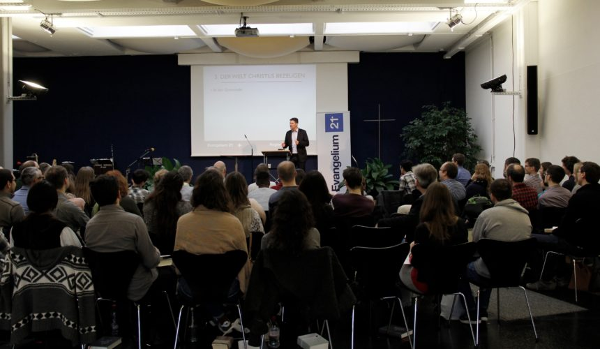 E21-Regionalkonferenz Schweiz 2019